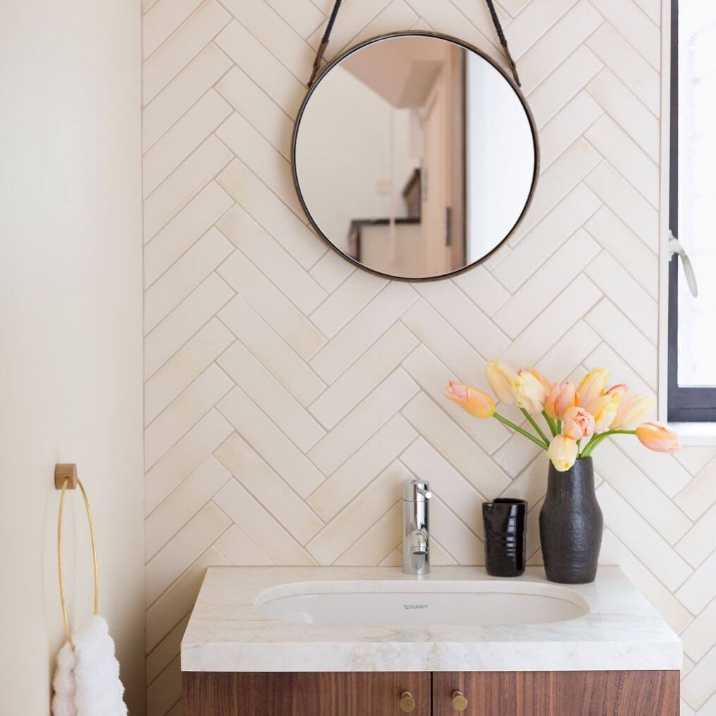 Warm inviting tile