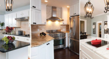 jan 25- Granite colors at Mees Tile & Marble