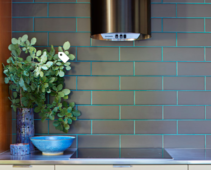 bold grout color
