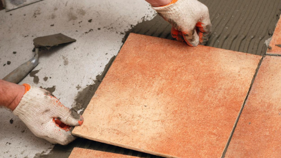 Steps for a successful tile diy